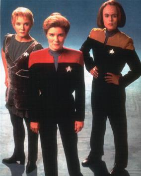 The Ladies of Voyager RULE!!