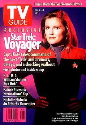 TV Guide - Star Trek:Voyager Exclusive