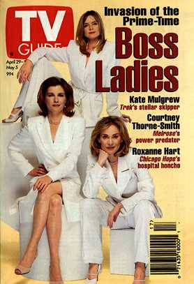 TV Guide - Boss Ladies